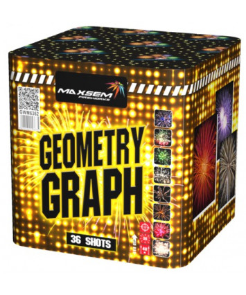 GEOMETRY GRAPH 36 выстрелов